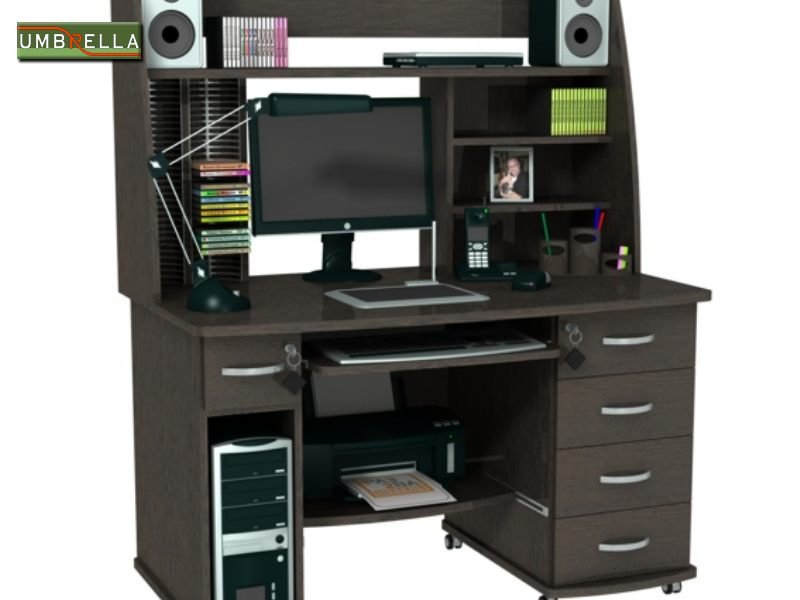 Компьютерный стол premium ts-130 (1.58).