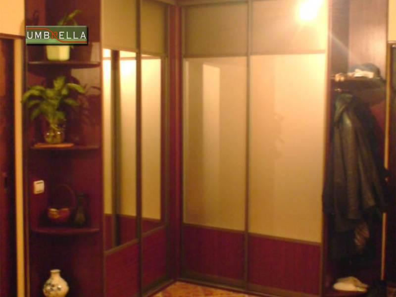 Угловой шкаф-купе в прихожую - примеры готовых работ от комп.