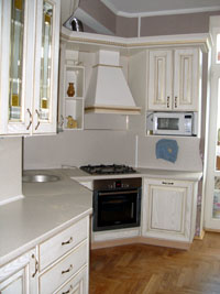 Индивидуальная кухня у Вас дома